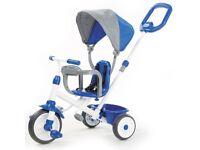 4 in 1 Trike- Little Tikes- Blue