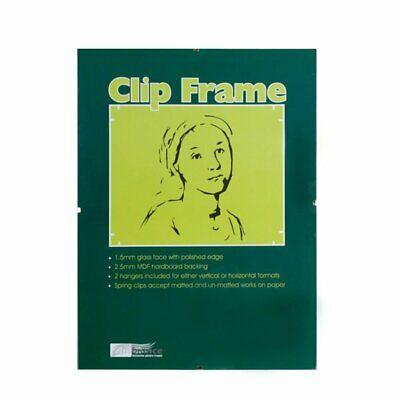 Ambiance Gallery Clip Frame Modern Low Profile Minimalist Pi