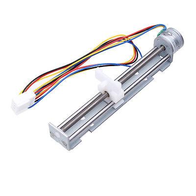 Dc 4-9v Drive Stepper Motor Screw With Nut Slider 2 Phase For Laser Engraving