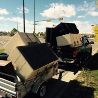 Low cost junk removal services, ( prices starting at $40 )
