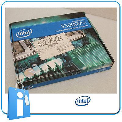 Socket 771 Server (Intel S5000 S5000VSA SATA Socket 771 Server S5000VSA4DIMM D52032-714)
