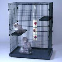 Enclosure for an indoor cat