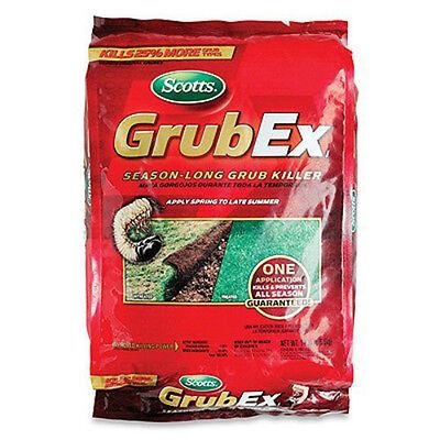 Scotts Grubex, 5,000-sq Ft (Grub Killer & Preventer) Net Wt. 14.35lb (Not Sold In Hi, Ny) 2