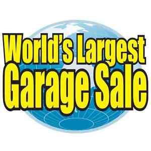 World's Largest Garage Sale at The Halifax Exhibition Centre