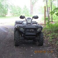 MOSSY OAK POLARIS 4 WHEELER