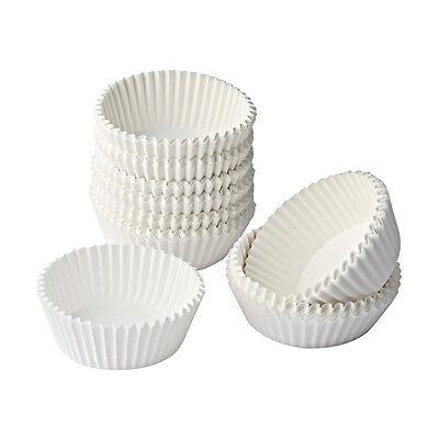 Mini Papier Muffinförmchen, CupCake Förmchen, 240 Stück Weiß, Zenker, Pralienen