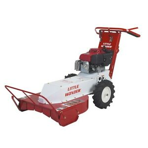 Little Wonder Brush Cutter Bush hog Clearing Mower Rental Kitchener / Waterloo Kitchener Area image 1