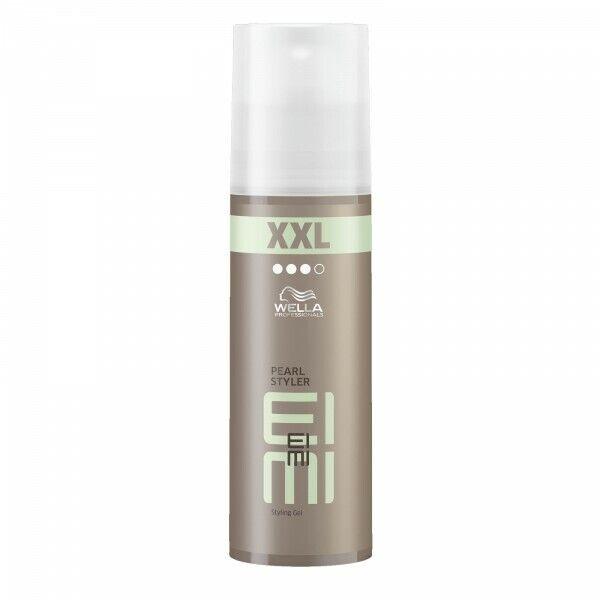 Wella EIMI Pearl Styler Haargel Styling Gel starker Halt Haarwax XXL 150 ml