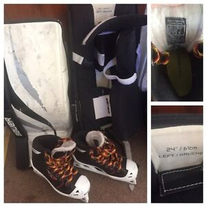Youth Hockey Equipment (approx. 7-9 years)