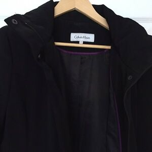 Calvin Klein fall/spring jacket size large