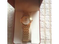 PAOLO GUCCI LADIES GOLD WATCH