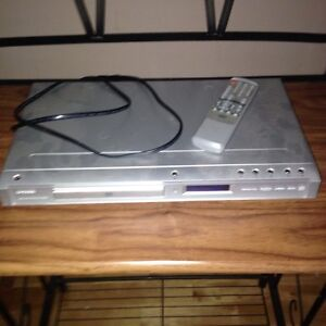 DVD player and movies