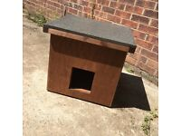 Kennel dog cat box