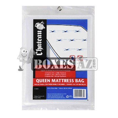 "Queen Mattress Bag 90x61x15"" Queen Mattress Cover / Queen Mattress Storage Bag"