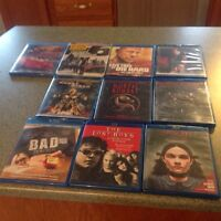 Blu rays $5 each except cars ff6