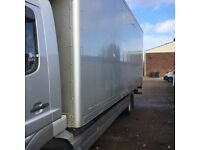 IDEAL AFRICA mercedes atego 7,5ton 22ft box PX POSS