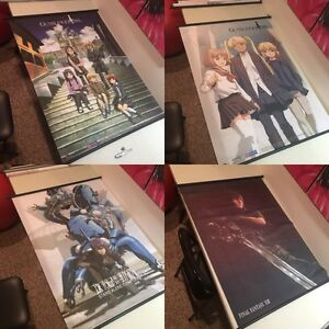 Anime Posters and DVDs!!!!!!!