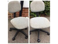 Grey Office Chair