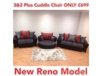 New DQF 3-3-Cuddle Reno Model ONLY £699