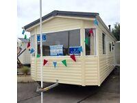 Static caravan for sale ocean edge holiday park Lancaster Morecambe