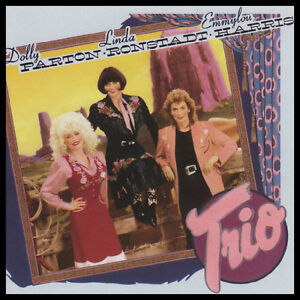 Trio-Dolly Parton,Linda Ronstadt,Emmylou Harris cd-New/sealed
