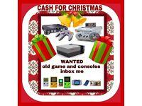 Games - consoles - handhelds - retro - Nintendo - sega