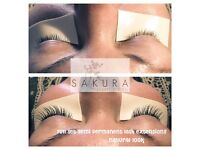 High Quality Lash Extensions | LVL Lashes | HD Brows | CND Shellac
