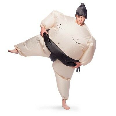 Sumo Ringer Aufblasbar Herrenkostüm Sumo-ringer Kostüm Aufblasbar