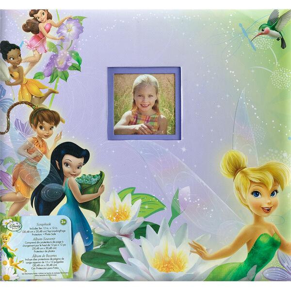 Disney Tinkerbell Scrapbook Album