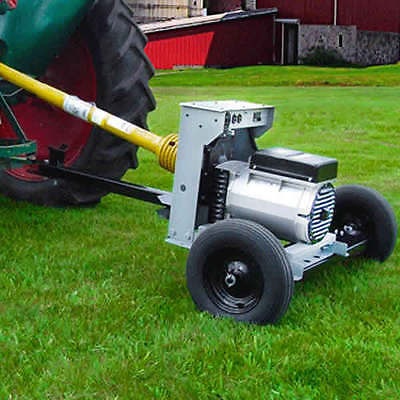 Winco Pto Generator Trailer Kit 10-15 Kw