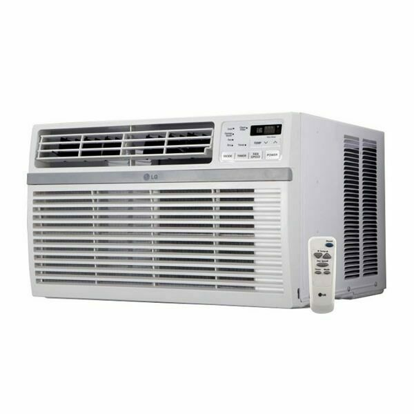 LG - 12,000 BTU - Window Air Conditioner - Cooling Only - 115V