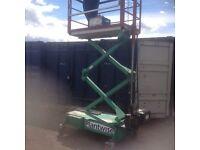 24v scissor lift/work platform/