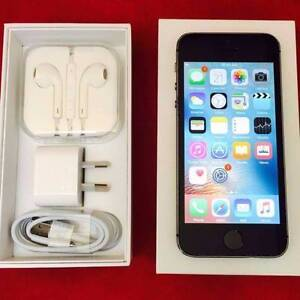 Mint iPhone 5s 64gb Black with Box and Accessories Unlocked Surfers Paradise Gold Coast City Preview