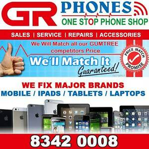 PHONE REPAIRS - SEFTON PARK GR Phones iPhones Samsung repairs Sefton Park Port Adelaide Area Preview