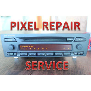 Bmw 3 Series Radio Pixel LCD Repair Display e90 e91 e92 Mini Fix