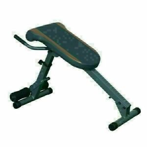 Chaise Romaine d'Hyperextension Banc Musculation