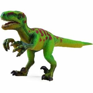 NEW Schleich Veloceraptor Dinosaur Model Toy - 14509