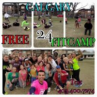 GET FIT FOR SUMMER FOR FREE!!
