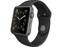Apple Watch space grey 42mm series 1