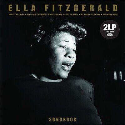 ELLA FITZGERALD Songbook (2xLP) . jazz album vinilo recopilacion
