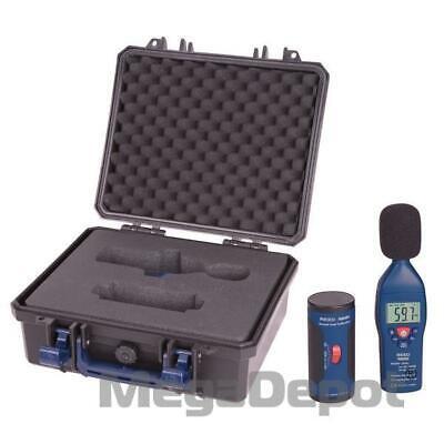 Reed R8050-kit Sound Level Meter And Calibrator Kit