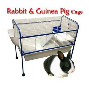 Dec sale 100cm rabbit hutch on stand cage Riverwood Canterbury Area Preview