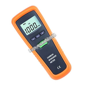 Pro Digital Carbon Monoxide Meter CO Gas Detector Tester Gauge Gage Device D0110
