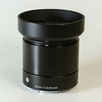 Lentille Sigma 60mm f2.8 pour monture Sony E lens for Sony mount
