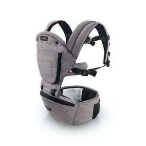 MiaMily Hipster Plus Carrier - Stone Grey