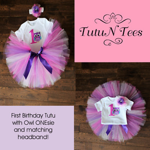 Birthday Tutu N Tees