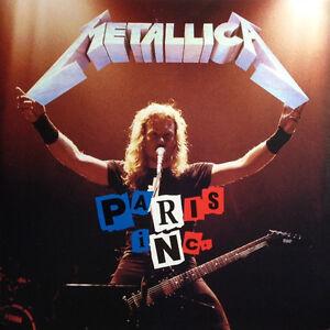 METALLICA-LP-PARIS-INC-LIVE-ZENITH-PARIS-1987-MUY-RARO-COLECCIONISTA