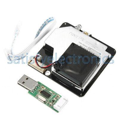 Pm2.5 Air Particle Dust Sensor Sds011 Module Laser Inside Digital Output