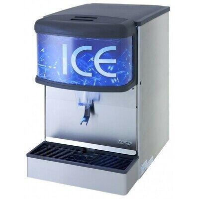 Lancer 180 Lb Countertop Ice Water Dispenser Push Lever. Item 85-4420h-02
