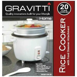 Gravitti 10 Cup Rice Cooker